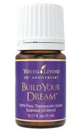 Build Your Dream essential oil blen