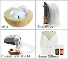 4 diffusers