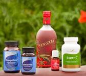 Antioxidant-support