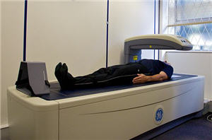 DEXA_scanner_in_use_ALSPAC