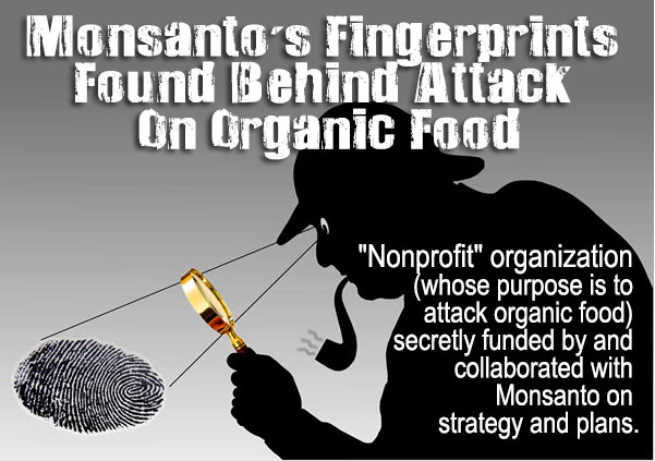 Monsanto's Fingerprints Found Behind Attack On Organic Food