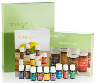 Start Living with Everyday Oils kit